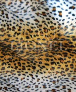 geprint fur velboas savana