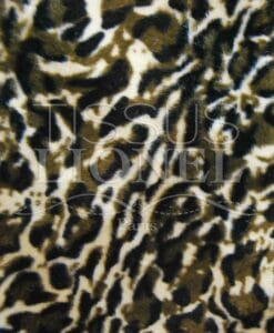 fourrure imprimé velboas tigre 2