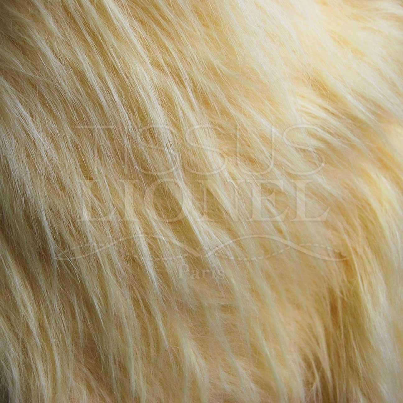 pelo largo pieles