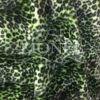 Fourrure velboas leopard vert
