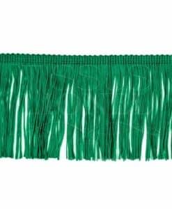 бахрома 10 см зеленый
