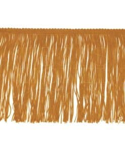 fringe 15 cm light tan