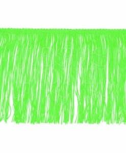 frange 15 cm vert fluo