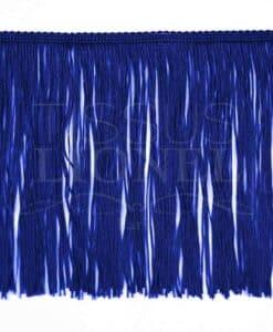 бахрома 20 королевский синий см