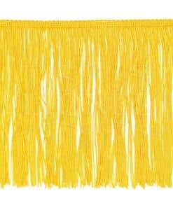бахрома 20 желтый см