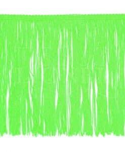 frange 20 cm vert fluo