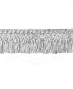 fringe 5 cm light gray