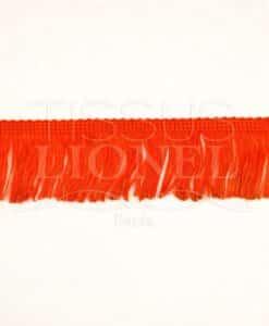 frange 5 cm orange
