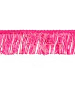 Franse 5 cm neon pink