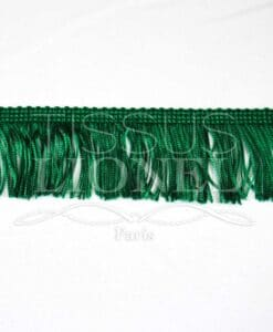 бахрома 5 см зеленый