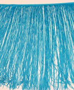 Frange 50 cm Turquoise