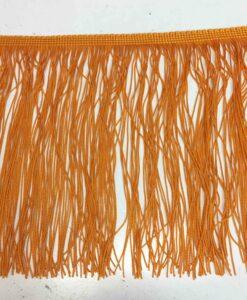 бахрома оранжевый 20 см