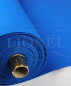 gomme eva uni bleu royal