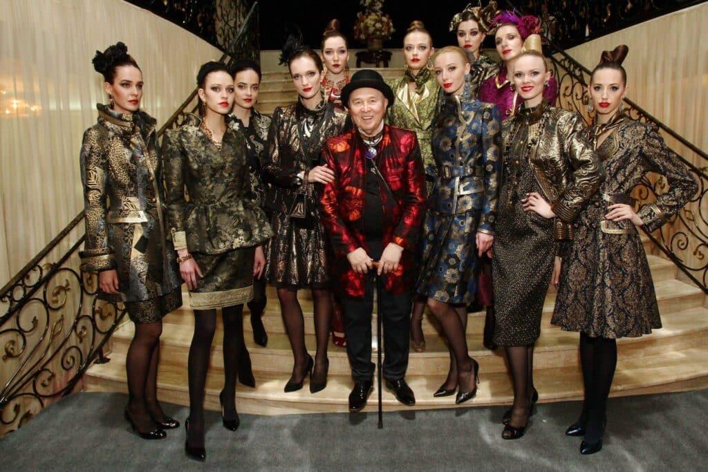 parades : Season Autumn / Winter 2016 City: Moscow Collection : Womenswear Catwalks by designer Slava Zaitsev