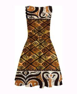 Cera- Las telas africanas cuevas