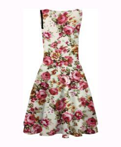 ситец ткани цветок розы