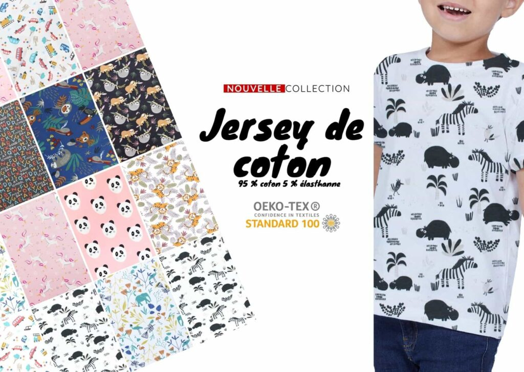 Jersey de coton