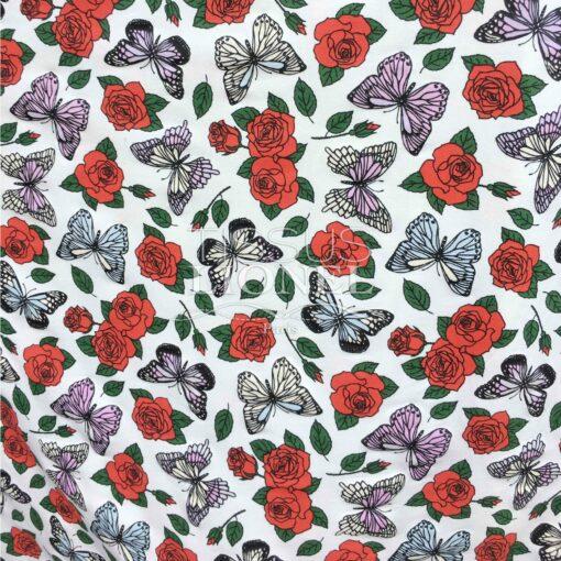 Jersey Magique rose rouge avec uv