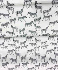 Magie Zebra Jersey ohne uv