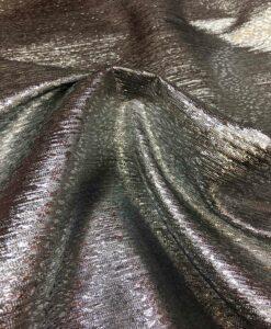 Серебро хромой черный фон