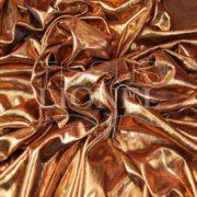 laser uni marron cuivre
