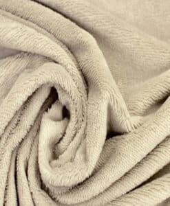 Tissu éponge bambou hydrophile lin