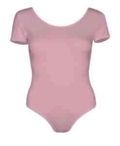 Lycra brillant Rose Pale