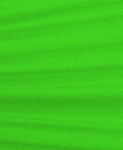 Lycra brillante verde de neón