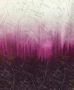 Lycra gradiente gemma viola