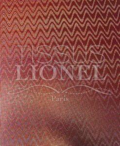 lycra printed glittery 021