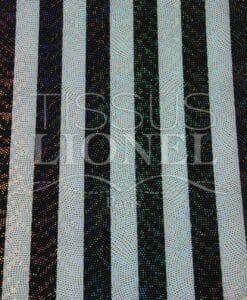 lycra stampata glitterato 072 LABBRO