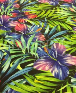 Lycra Jungle Print