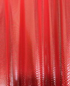 Lycra glitter background red neon fuchsia sequined