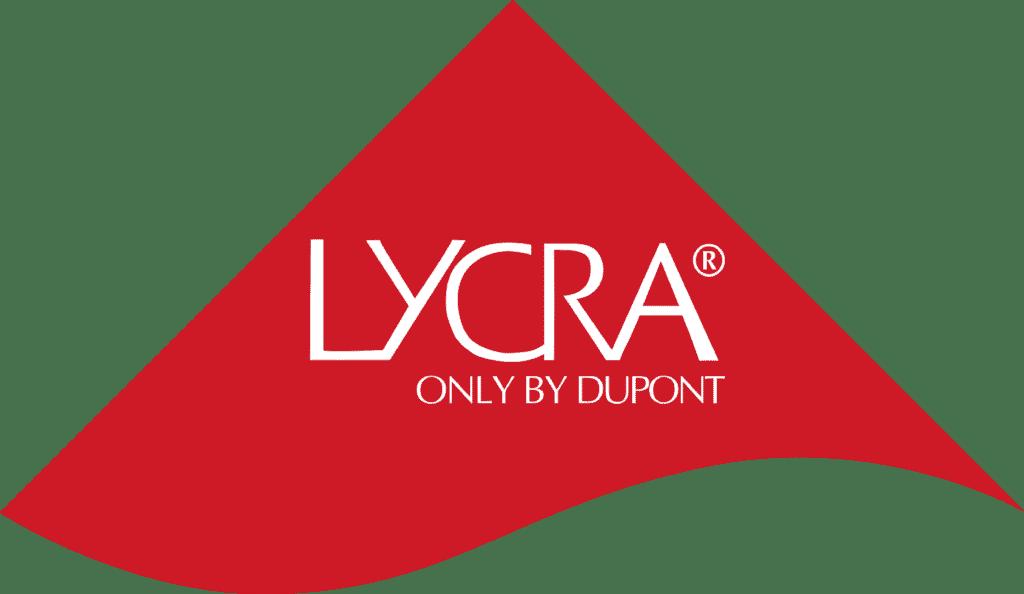 Lycra stoffen logo Lionel