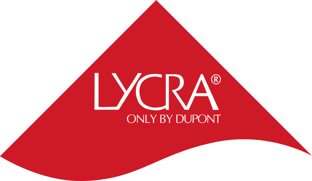 Lycra Gewebe logo Lionel