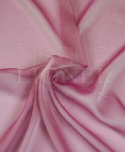 changing two lines chiffon pink and white