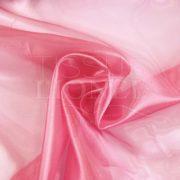 organza uni bois de rose