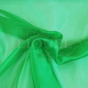 organza uni vert