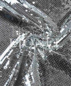 США блестящего серебро Голограмма