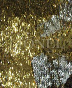 волшебное блестящее золото и серебро