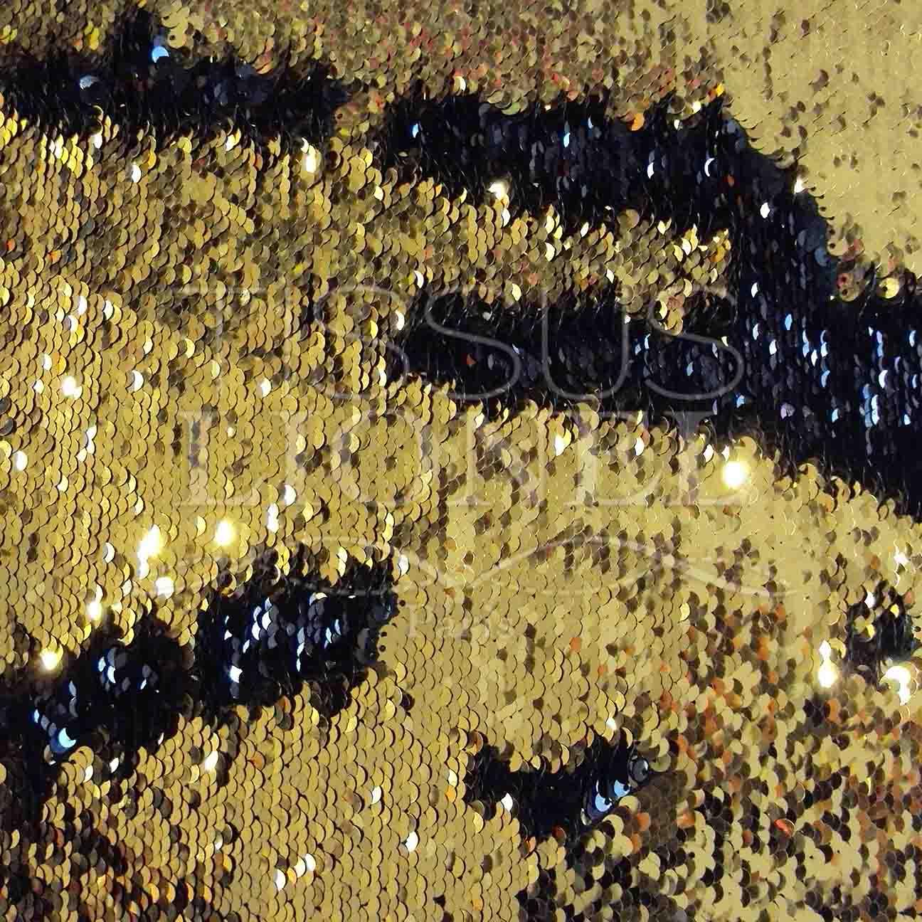 Glitter reversible