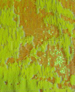 perlato scintillio giallo neon