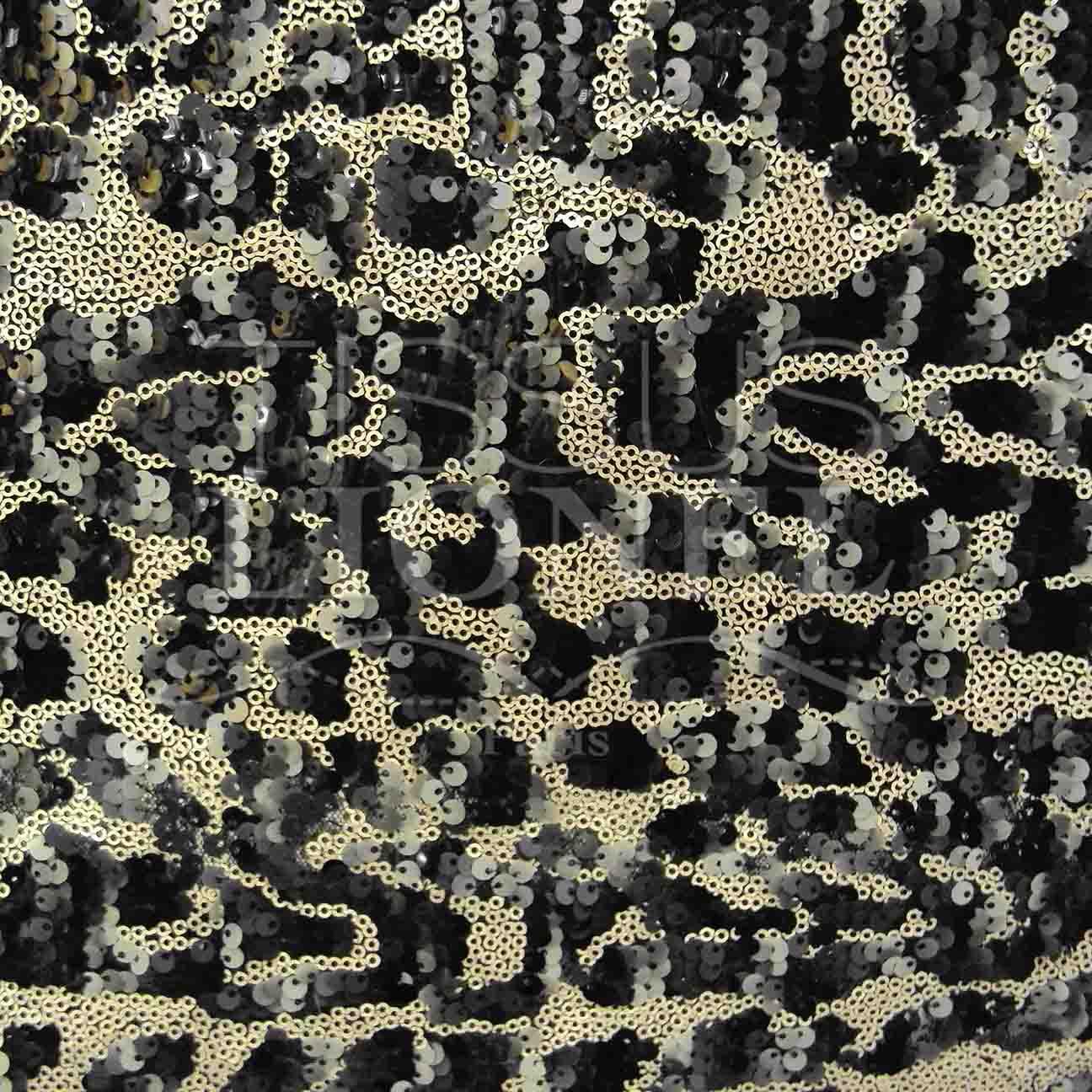 Glitter puzzle
