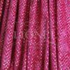 panne de velour pailleté hologramme fond rose pailleté argent hologramme