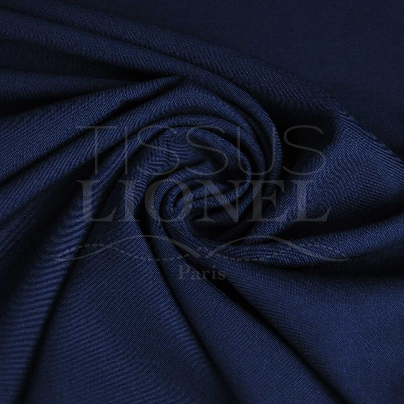Polyester fabric plain Burlington