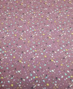 Popeline de coton bio papier peint