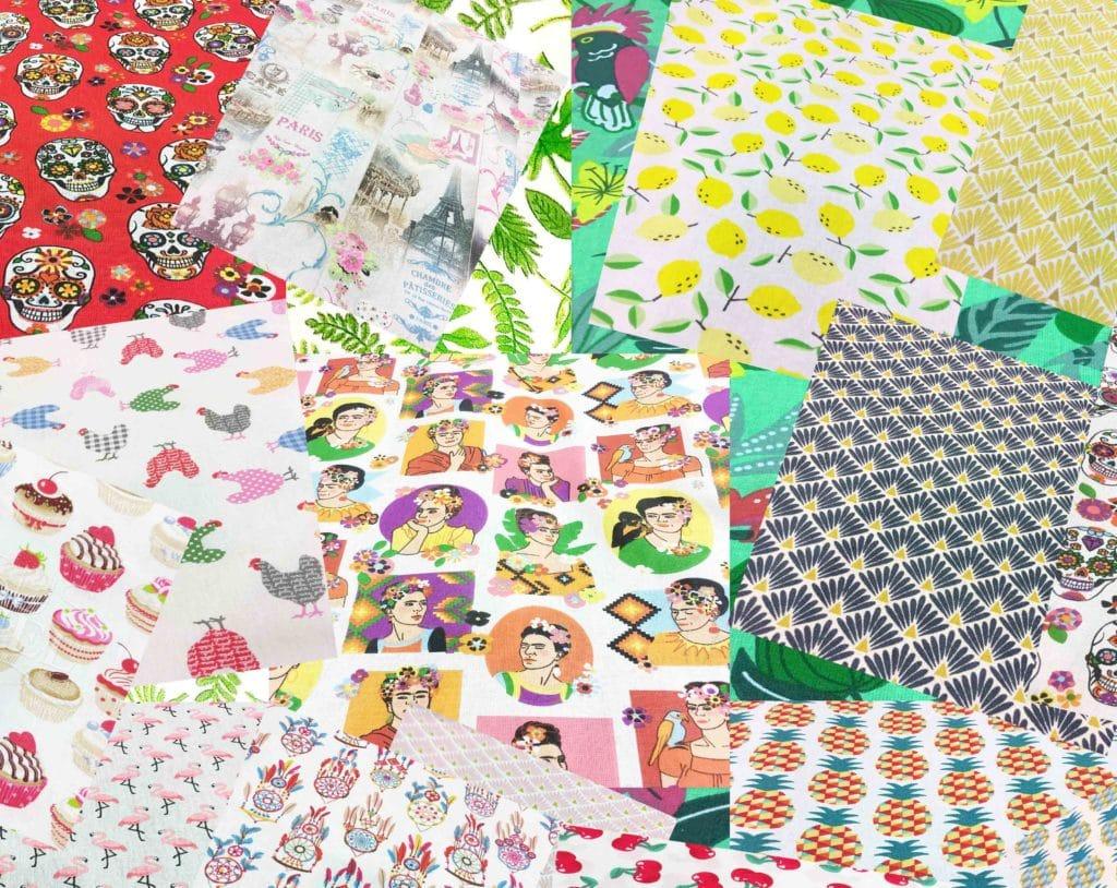 Spring in fabrics Lionel