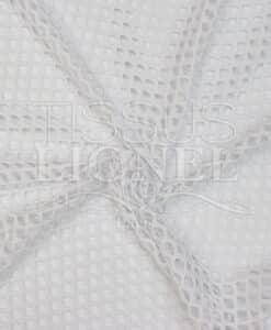 mesh big white mesh