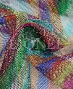 Fishnet rainbow