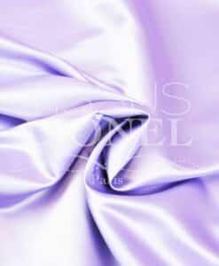 luz violeta de satén duquesa